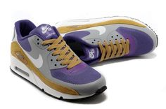super popular 9aacf ab3f7 Cheap Sale Air Max 90 Hyperfuse Mens Shoes Fur Online Shopping Purple Grey  New Releases Nike