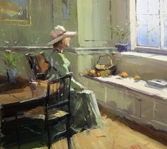 Colley Whisson     Waiting for News, Aust.