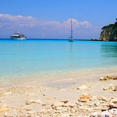 Paxos island,Greece