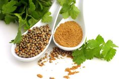 Coriander seeds  Cooking Pure Spices ground by RomanianCookbook