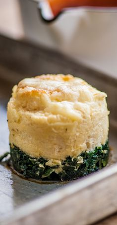 This haddock soufflé recipe from Marcello Tully produces a great looking dish which belies its relatively simple preparation. It's an ideal starter to make in advance, as the soufflé can be reheated or double baked for a few minutes before serving.