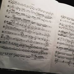 We snuck down to the orchestra pit and got a glimpse at some of the orchestra parts for Giordano's epic Italian opera Andrea Chenier. Here's a viola part complete with bow markings! We're super excited to take #ONChenier to @royalnottingham this week - look out for us there! #viola #orchestra #score #sheetmusic #andreachenier #giordano #opera #italianopera #frenchrevolution #stringsection #orchestrapit #musicalinstrument #classicalmusic #violabow #operascore #musicnotes #leeds #leedslife…