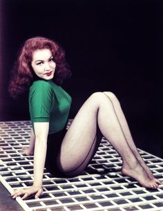 """Catwoman"" Julie Newmar: my husband's first crush."