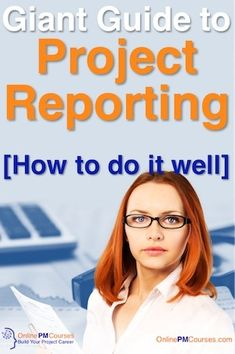 The rhythm of your project is ticked out by your reporting cycle. Project reporting is a valuable chance to understand your project, communicate with stakeholders, and access decision-makers. So, let's see how to do project reporting well. I'll show you how to design and build effective project reports.