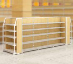 Retail Display Shelves, Shop Shelving, Shelving Design, Shelf Design, Store Displays, Supermarket Shelves, Supermarket Design, Retail Store Design, Pharmacy Design