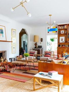 A Blogger's Colourful Home in New Orleans