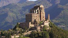La Sacra di San Michele in Val di Susa Susa, Notre Dame, Discovery, Around The Worlds, Building, Travel, Viajes, Buildings, Destinations