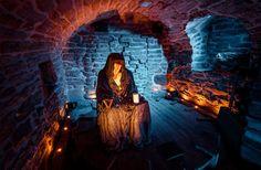Tallinna Legendid vie vierailijat karmivalle matkalle keskiaikaiseen Tallinnaan.