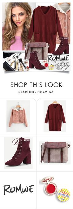 """ROMWE IV/5"" by creativity30 ❤ liked on Polyvore featuring Supergoop!"