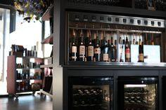 Wine dispenser at Odysseum