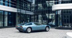Maserati Merak, Ford Shelby, Shelby Gt500, Evolution, Classic Mercedes, Geneva Motor Show, New Engine, Exterior Colors, Mopar