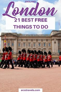 London is expensive so a few budget tips are helpful when visiting London. Find 21 activities in London that are free and some more budget travel tips for London