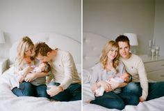 Sara, Paul & Baby Ayla » Cassidy Brooke Blog | Fine Art Film Photography