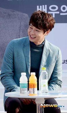 """04October2014 Park Yuchun in BIFF 2014 Open Talk: """"Birth of Actor, Park Yuchun"""""""