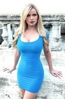 sexy bodycon bandage style mini dress, sexy dresses in blue bandage, bandage dresses to party in, perfect party mini dresses, mini dresses in blue, great glam party dress, super sexy dresses, bandage dresses that are super fitted, trendy dresses rock