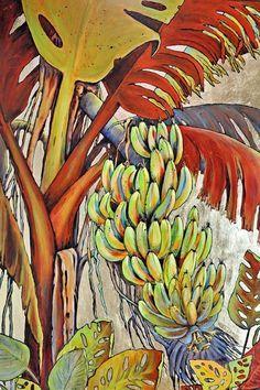 red Banana tree jaxine.com