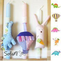 ! ♥ SofaN handmade: Όλες οι πασχαλινές λαμπάδες - 2013! λαμπαδες πασχαλινες - Easter candles