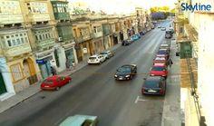 Live Cam Hamrun High Street Malta.