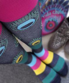 värikkäät tukisukat Sneakers, Pants, Shoes, Fashion, Tennis, Trouser Pants, Moda, Slippers, Zapatos
