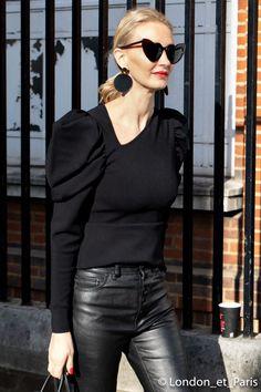 05a526679ed London Fashion Week FW18 Temperley London Street Style Love Fashion