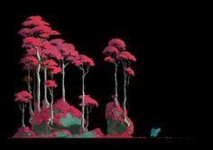 ArtStation - 红伞树, YU YIMING