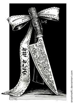 Vorpal Blade by Anastasia Ishkova