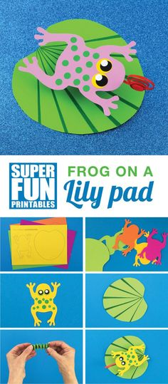 Frog on a Lily Pad - #trending #searches #trend