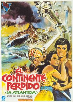 George Pal's Atlantis, The Lost Continent (1961)