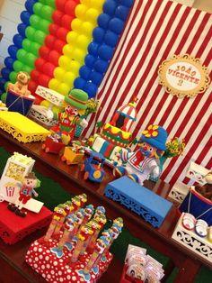 Decoração Festa Patati Patatá R$350,00