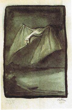 """""""dreams of Alfred Kubin"""""""
