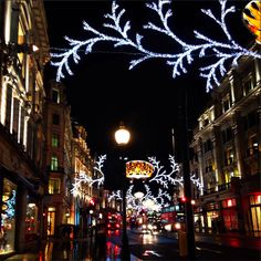 London, Regend Street