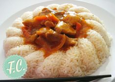 Γλυκόξινο Xοιρινό - Funky Cook Appetisers, Greek Recipes, Mashed Potatoes, Sushi, Grains, Pork, Rice, Cooking Recipes, Meals