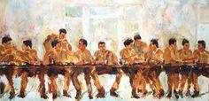 James Adams Last Supper - Google Search