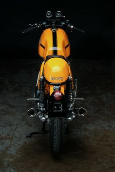 The Legendary Ducati 750 Sport by Revival
