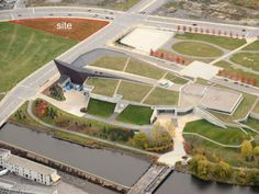 Six teams competing to design Canada's National Holocaust Monument, adjacent to Ottawa's Canadian War Museum. The construction is expected to begin in 2015 Ron Arad, Museum Architecture, Landscape Architecture, Holocaust Memorial, In 2015, Cool Landscapes, History Museum, Architectural Digest, North America