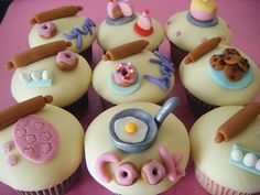 Just because I thought these were cute! #cupcakes