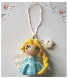 SO ADORABLE! Queen Elsa disney princess chibi cute kawaii by FairysLiveHere