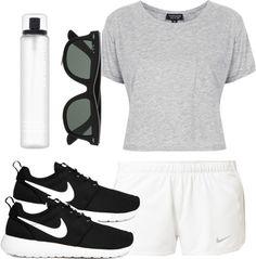 Cute errand outfit