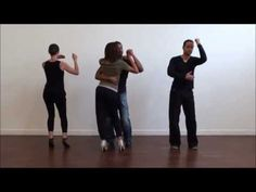 Apprendre la kizomba partie 2 Le 2 temps - YouTube