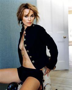 Keira Knightley – Marc Hom Photoshoot