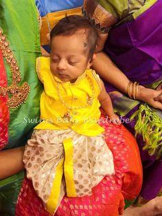 www.facebook.com/swinisbabywardrobe Baby Boy Dress, Baby Girl Party Dresses, Baby Boy Outfits, Kids Outfits, Baby Boy Ethnic Wear, Kids Ethnic Wear, Kids Party Wear, Kids Wear, Cradle Ceremony