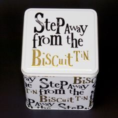 Really Good Tin - Step away from the biscuit tin by Really Good Ltd, http://www.amazon.co.uk/dp/B004BTRRMU/ref=cm_sw_r_pi_dp_uCHurb0X5CGP3