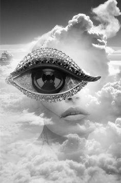 "AM Artworks. ""The eye two"" info sale pil4r@routetoart.com"