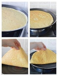 Low Carb Recipes Almond Flour Crepes contains only g net carbs per crepes. Easy 4 ingredients recipes with eggs, almond flour, coconut oil and cinnamon. Gluten free and sugar free. Almond Flour Recipes, Gf Recipes, Dairy Free Recipes, Low Carb Recipes, Cooking Recipes, Almond Meal, Recipes With Eggs, Almond Flour Pancakes, Pillsbury Recipes