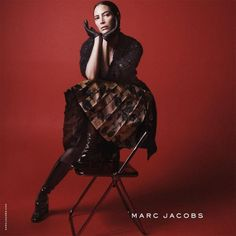 Christy Turlington for Marc Jacobs F/W 2015 by David Sims