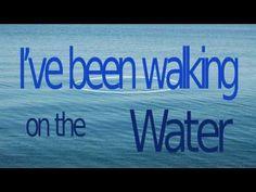 Walking on water - Benny Tipene
