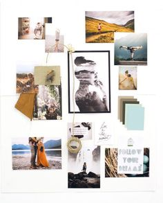 A mood board workshop review-Eclectic Trends