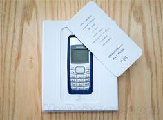 #Meizu изпратиха покани за представянето на #смартфон Meizu M2 с #Nokia 1110 в кутия