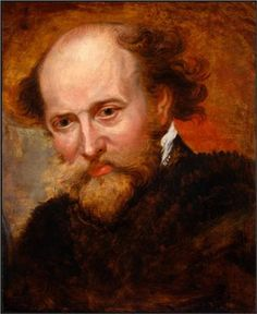 Self-Portrait - Peter Paul Rubens