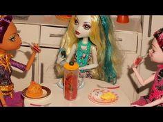Como fazer jarra de suco para boneca Monster High, Barbie, etc - YouTube
